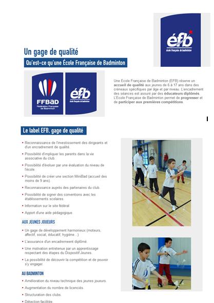 présentation école française